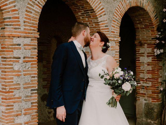 Le mariage de Alexis et Audrey à Saint-Rémy-en-Mauges, Maine et Loire 17