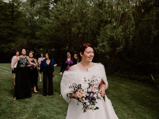 Le mariage de Alexis et Audrey à Saint-Rémy-en-Mauges, Maine et Loire 33