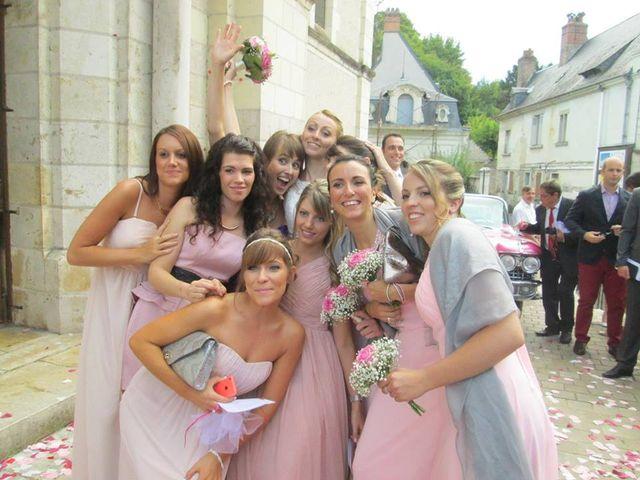 Le mariage de Tyssia et Rémi à Luynes, Indre-et-Loire 11