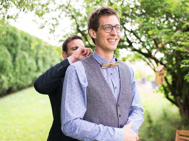 Le mariage de Jerome et Leslie à Noordpeene, Nord 3