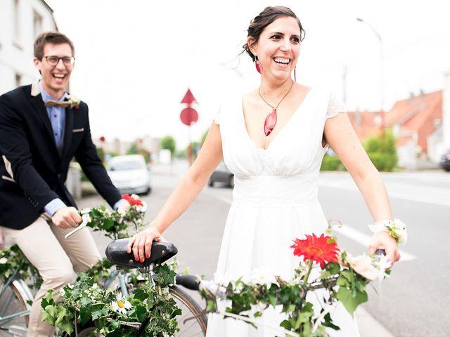 Le mariage de Jerome et Leslie à Noordpeene, Nord 10