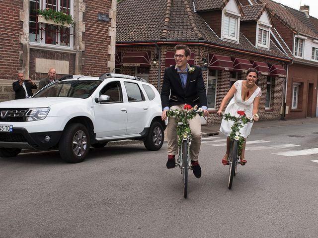 Le mariage de Jerome et Leslie à Noordpeene, Nord 13