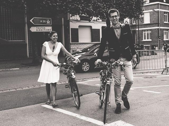 Le mariage de Jerome et Leslie à Noordpeene, Nord 14