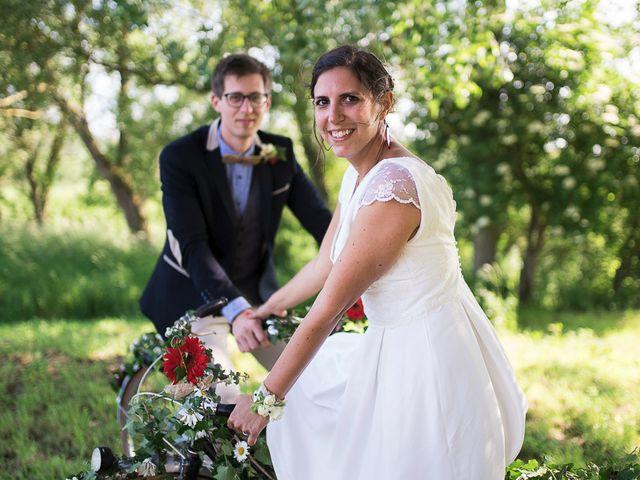 Le mariage de Jerome et Leslie à Noordpeene, Nord 25