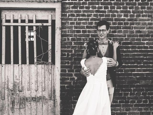 Le mariage de Jerome et Leslie à Noordpeene, Nord 27