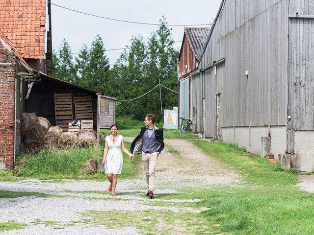 Le mariage de Jerome et Leslie à Noordpeene, Nord 28