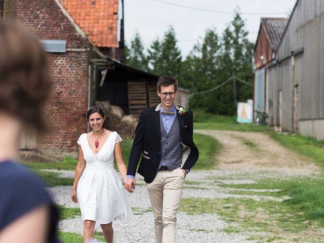Le mariage de Jerome et Leslie à Noordpeene, Nord 29