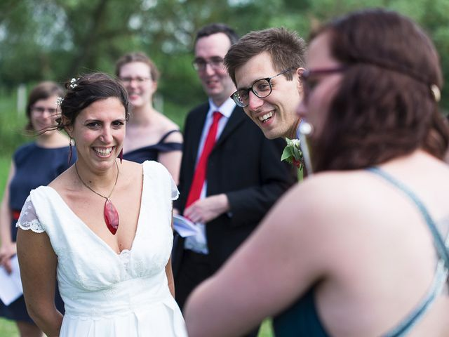 Le mariage de Jerome et Leslie à Noordpeene, Nord 30