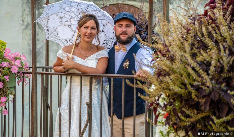 Le mariage de Cyril et Claire à Calvisson, Gard