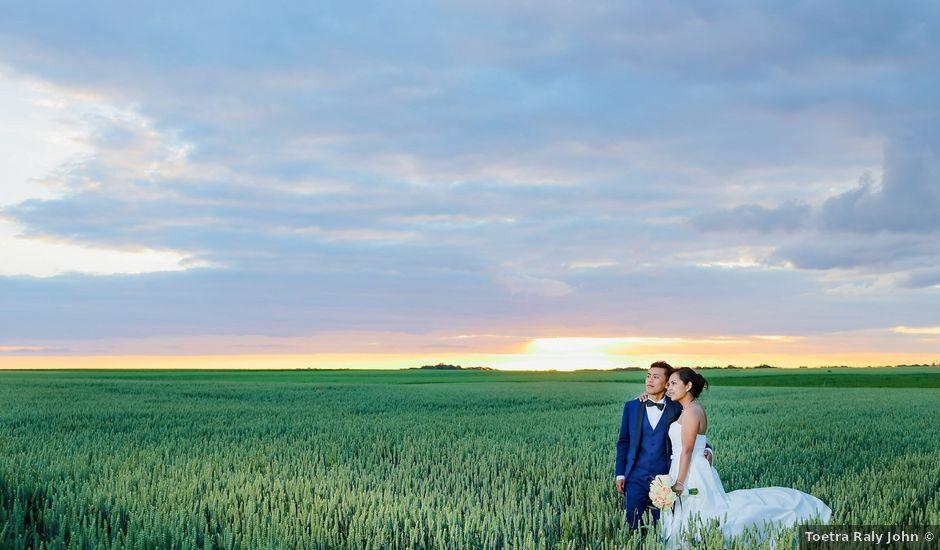 Le mariage de Naina et Landy à Soisy-Bouy, Seine-et-Marne