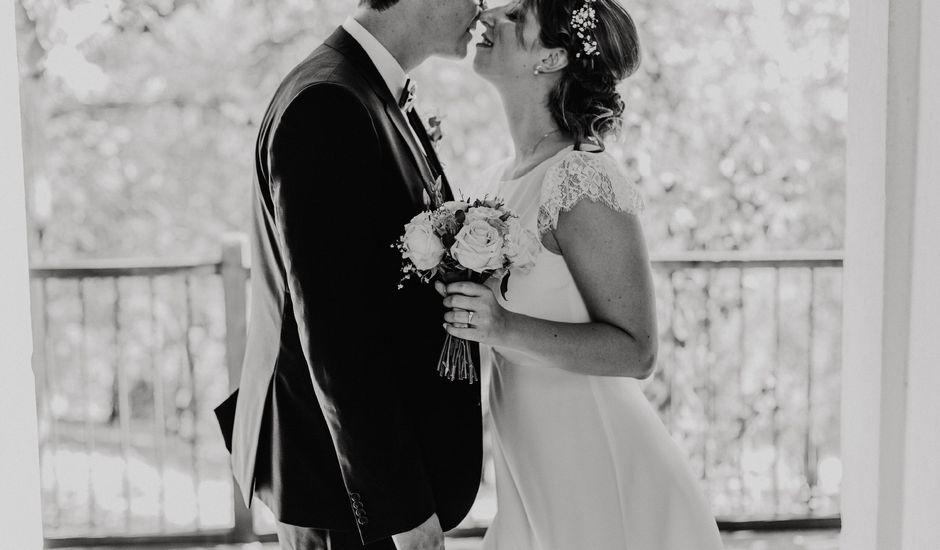 Le mariage de Alexandre et Lauranne à Lautrec, Tarn