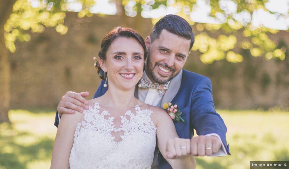 Le mariage de Bruno et Caroline à Miremont, Haute-Garonne