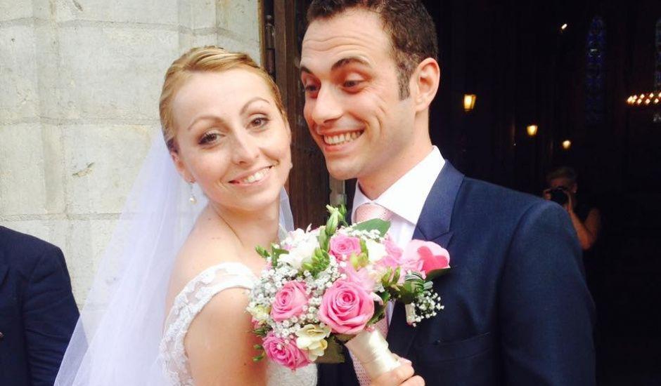 Le mariage de Tyssia et Rémi à Luynes, Indre-et-Loire
