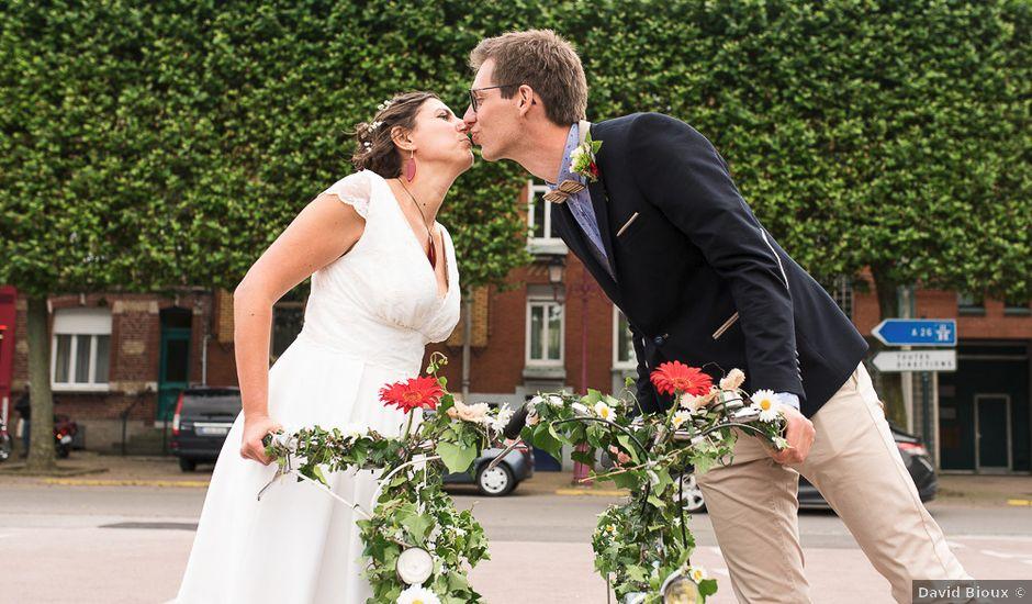 Le mariage de Jerome et Leslie à Noordpeene, Nord