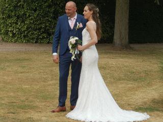 Le mariage de Élodie et Romain