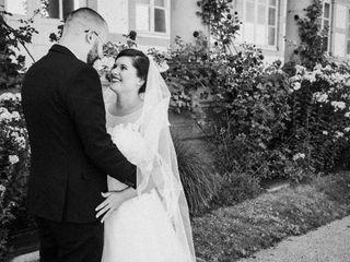 Le mariage de Melyssa et Wentzinger