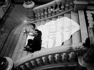 Le mariage de Marine et Flavien