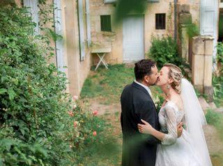 Le mariage de Lindsay et Gilles