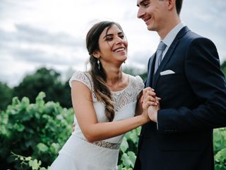 Le mariage de Elizabeth et Gaetan