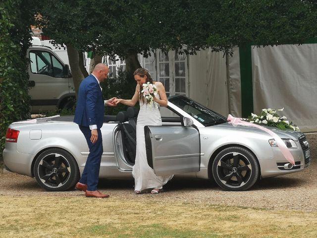 Le mariage de Romain et Élodie à Arrou, Eure-et-Loir 5