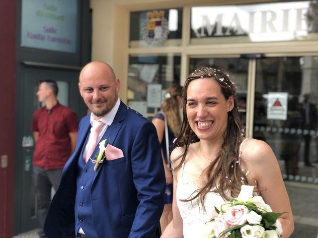 Le mariage de Romain et Élodie à Arrou, Eure-et-Loir 6