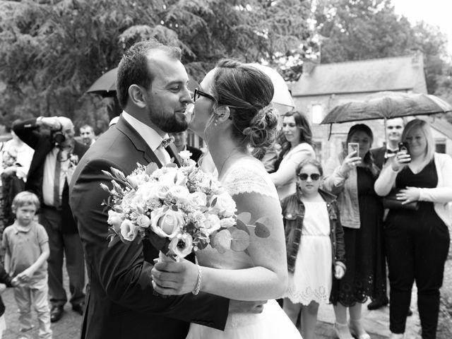 Le mariage de Aymeric et Joséphine à Boqueho, Côtes d'Armor 5