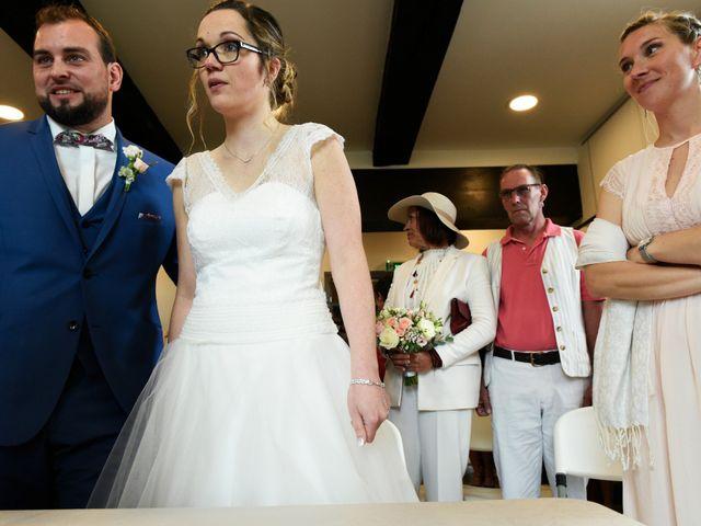 Le mariage de Aymeric et Joséphine à Boqueho, Côtes d'Armor 8
