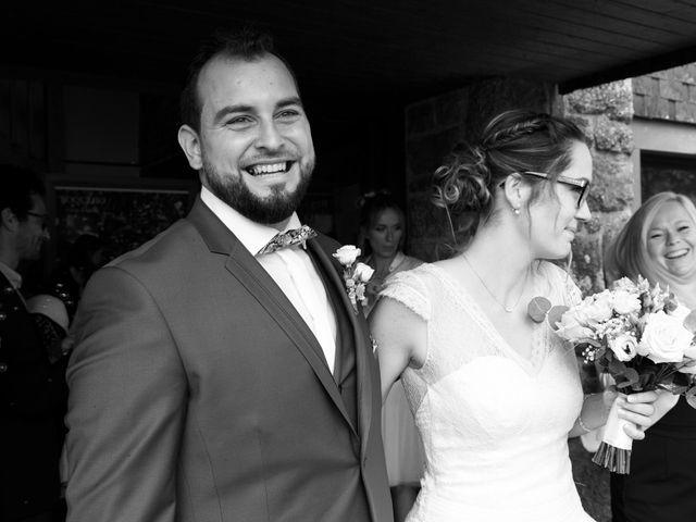 Le mariage de Aymeric et Joséphine à Boqueho, Côtes d'Armor 10