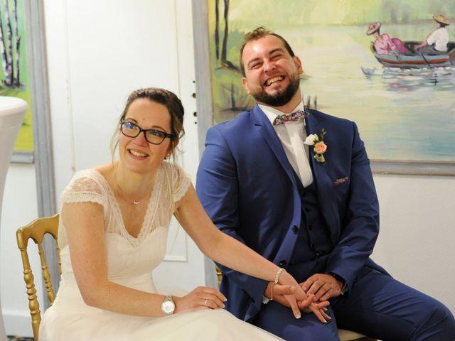 Le mariage de Aymeric et Joséphine à Boqueho, Côtes d'Armor 14