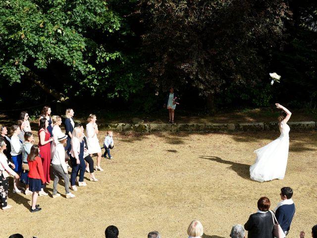 Le mariage de Aymeric et Joséphine à Boqueho, Côtes d'Armor 16