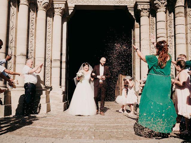 Le mariage de Wentzinger et Melyssa à Épinal, Vosges 1