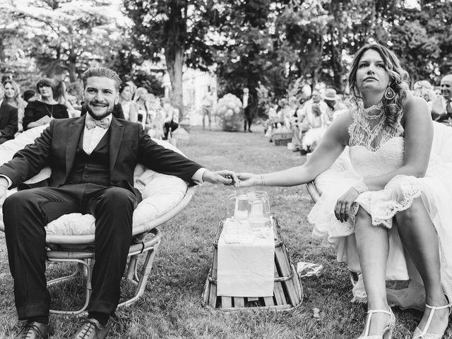 Le mariage de Giuliani  et Nelly  à Venasque, Vaucluse 1