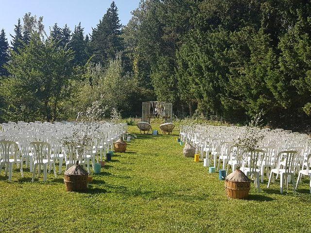 Le mariage de Giuliani  et Nelly  à Venasque, Vaucluse 5