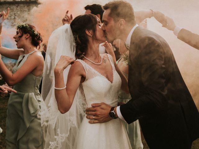Le mariage de Elodie et Jesse