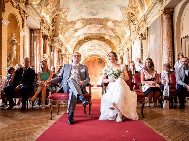 Le mariage de Annie Laurie et Laurent
