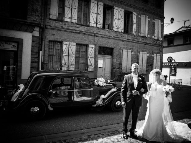 Le mariage de Sébastien et Maria à Grenade, Haute-Garonne 10