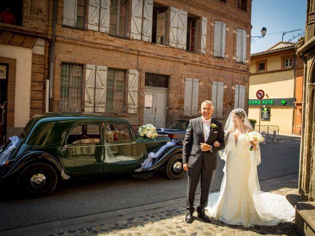 Le mariage de Sébastien et Maria à Grenade, Haute-Garonne 11