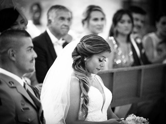 Le mariage de Sébastien et Maria à Grenade, Haute-Garonne 15