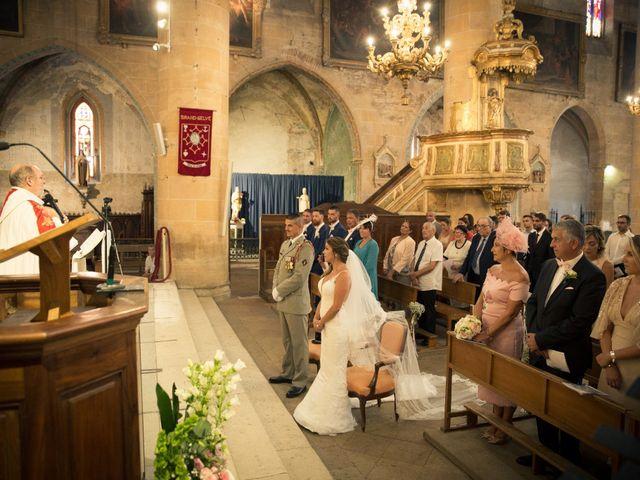 Le mariage de Sébastien et Maria à Grenade, Haute-Garonne 16
