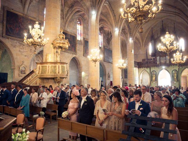 Le mariage de Sébastien et Maria à Grenade, Haute-Garonne 19