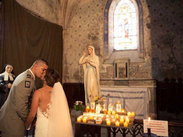 Le mariage de Sébastien et Maria à Grenade, Haute-Garonne 21