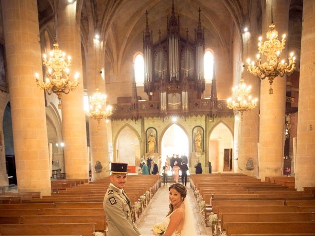 Le mariage de Sébastien et Maria à Grenade, Haute-Garonne 22