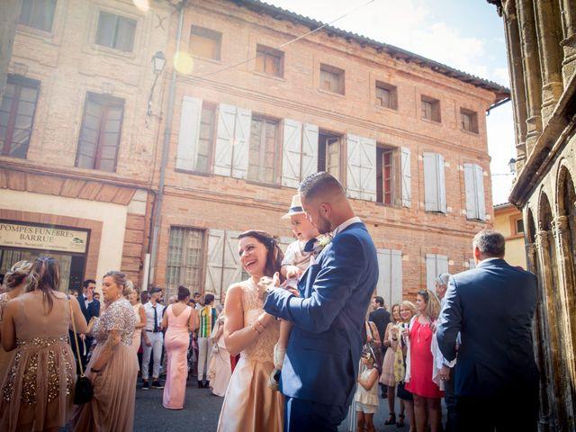Le mariage de Sébastien et Maria à Grenade, Haute-Garonne 23