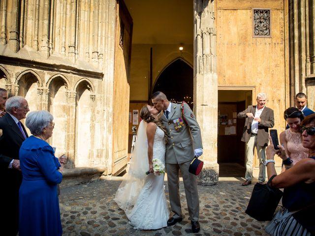 Le mariage de Sébastien et Maria à Grenade, Haute-Garonne 24