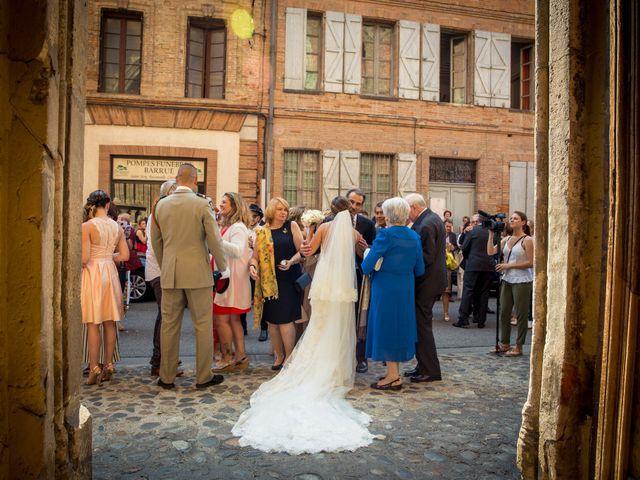 Le mariage de Sébastien et Maria à Grenade, Haute-Garonne 26