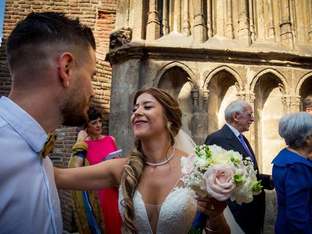 Le mariage de Sébastien et Maria à Grenade, Haute-Garonne 27