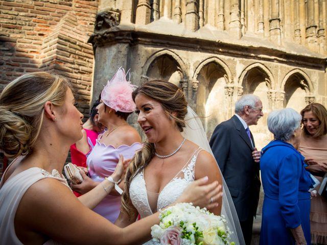 Le mariage de Sébastien et Maria à Grenade, Haute-Garonne 28