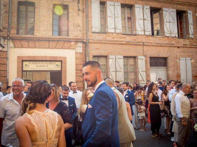 Le mariage de Sébastien et Maria à Grenade, Haute-Garonne 29