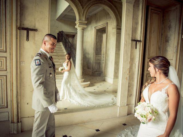 Le mariage de Sébastien et Maria à Grenade, Haute-Garonne 37