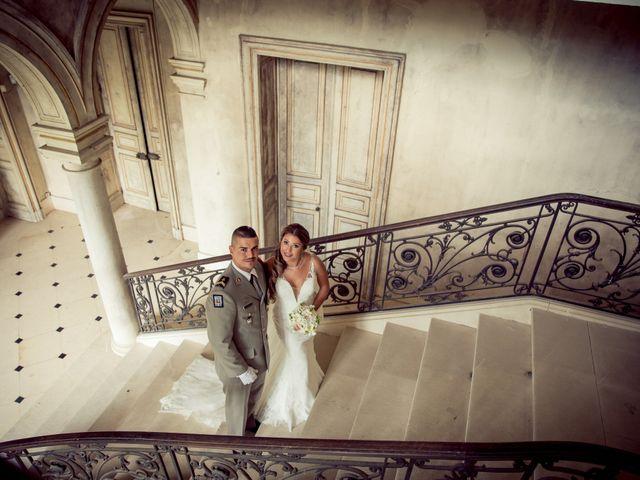 Le mariage de Sébastien et Maria à Grenade, Haute-Garonne 42